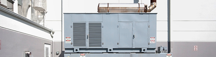stand-by and backup generator services