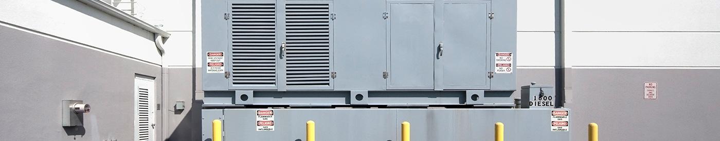 backup generators and standby power